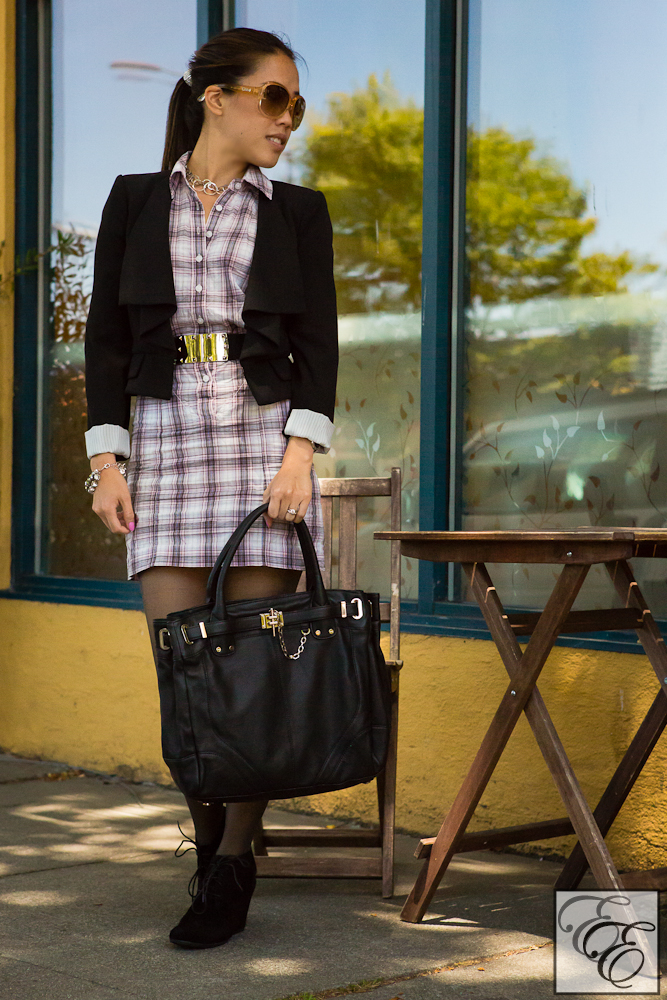 PlaidShirtDress-2