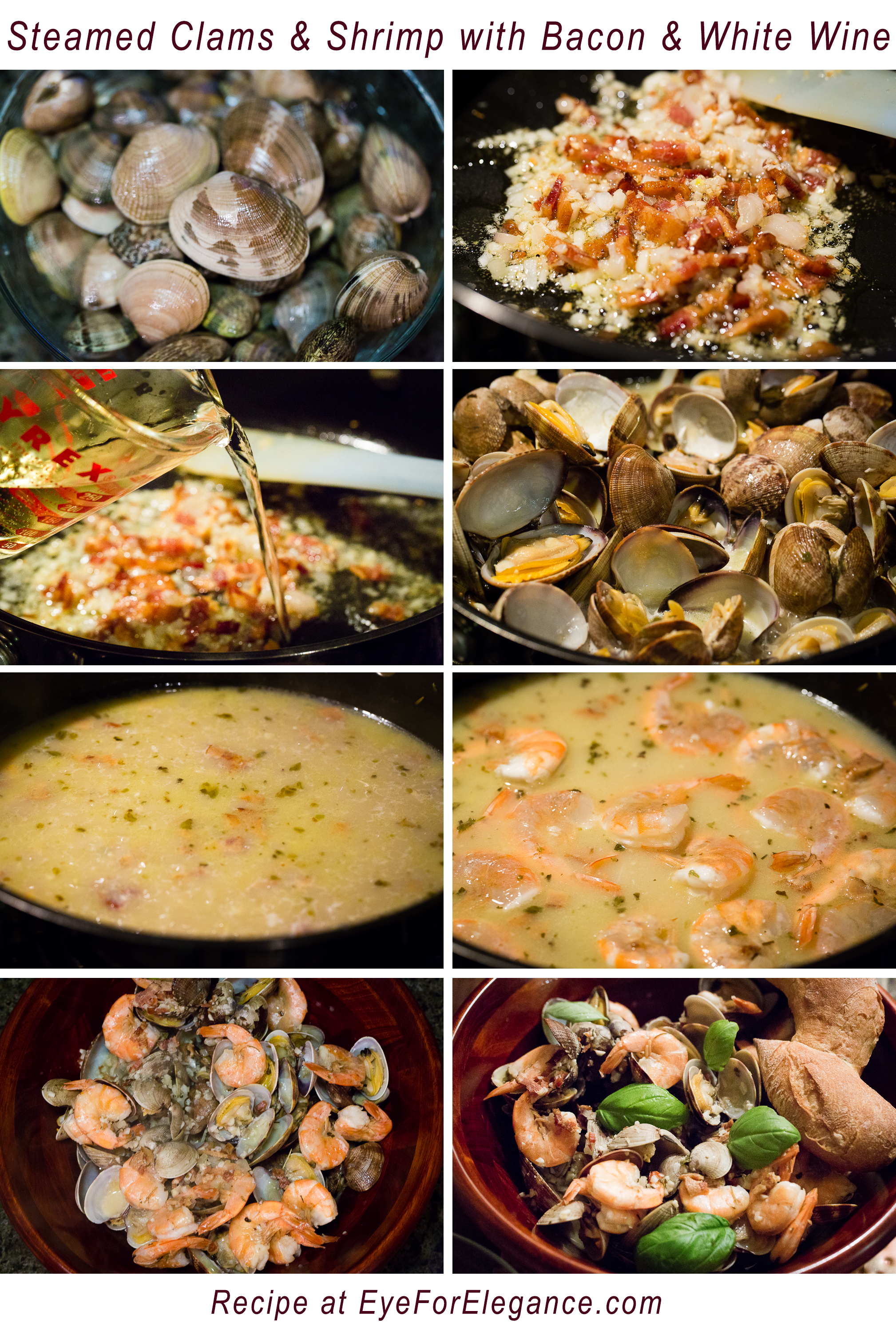 SteamedClamsShrimpBoil-Collage