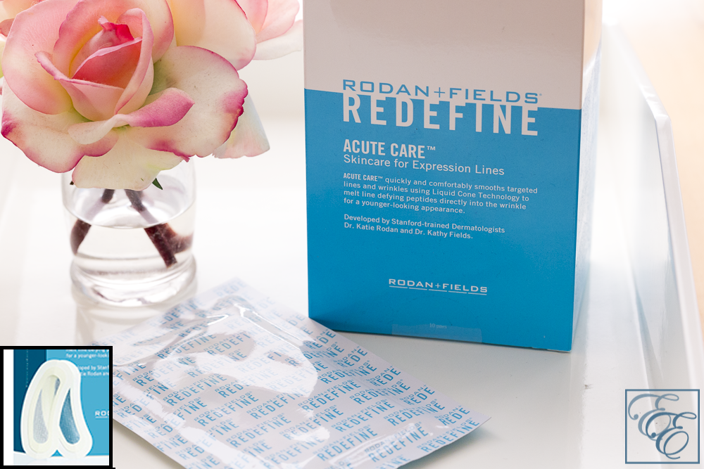 Rodan + Fields Acute Skincare - Hyaluronic acid and peptide filled adhesives for winkles
