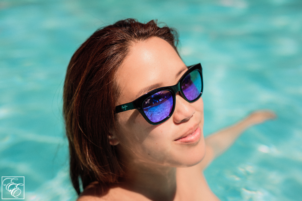 Maui Jim 'Sweet Leilani' sunglasses